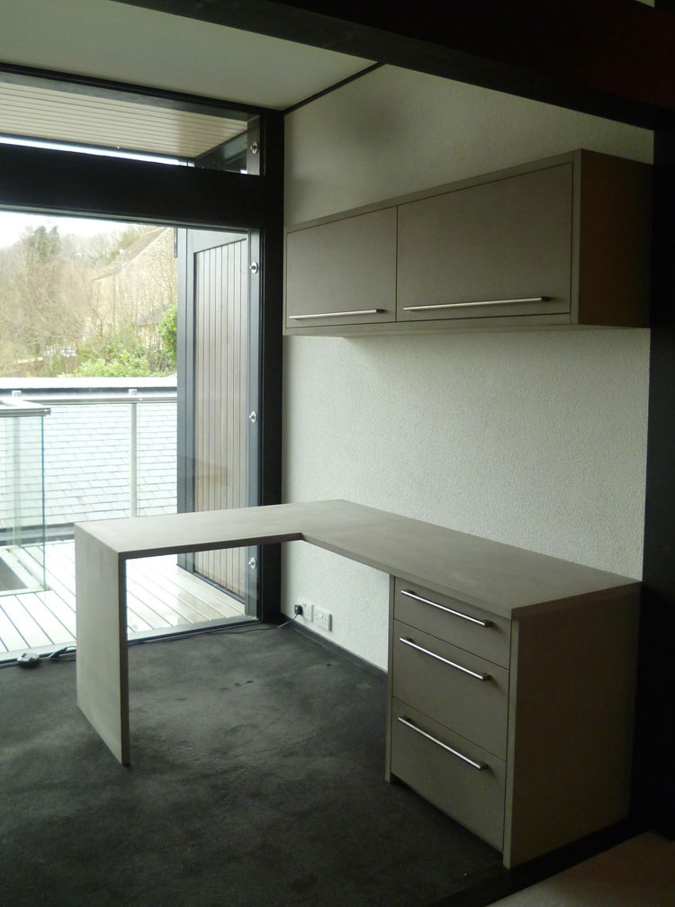 Bespoke study areas office design durkan design for Office design bristol