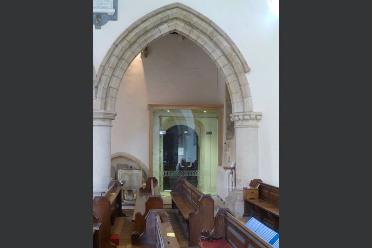 Church vestibule project
