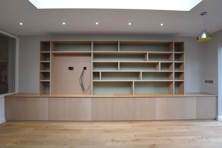 Fitted Storage | Media Cabinet