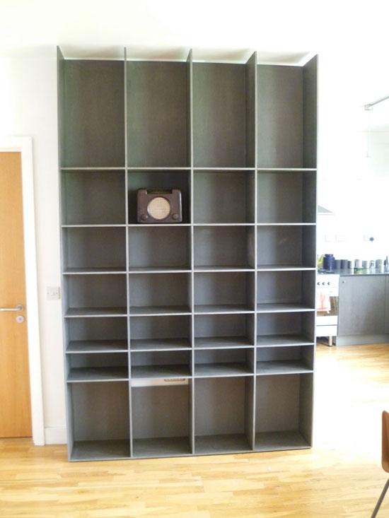 Bespoke shelving | room divider