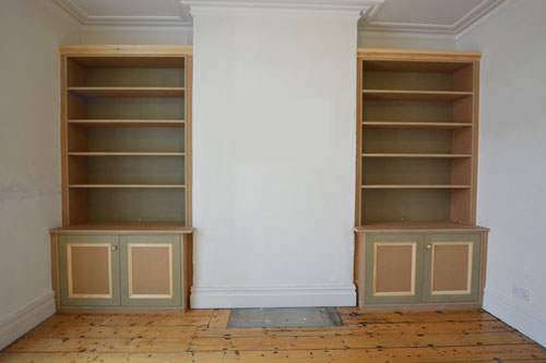 Things to consider when creating bespoke alcove storage - Durkan ...