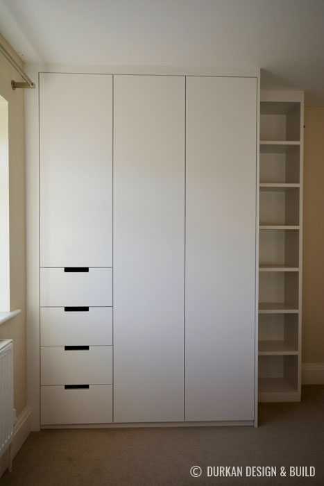 Bespoke children's bedroom furniture