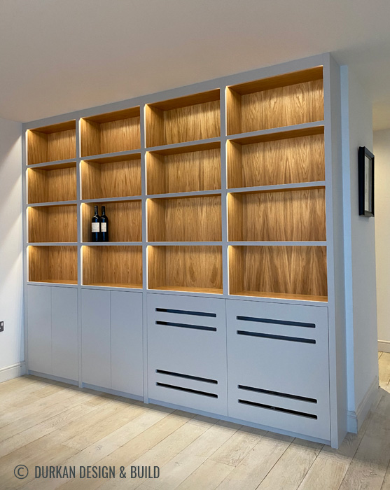 Fitted Library